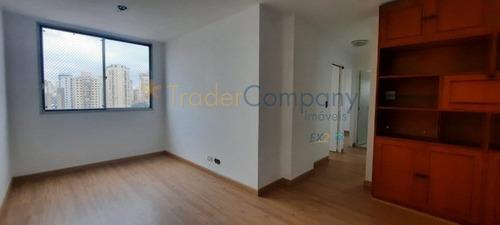 Imagem 1 de 21 de Apartamento A Venda Na Pompeia 53,00m², 2 Dormitórios , Sala, Cozinha, Banheiro E 1 Vaga De Garagem - R$ 500.000,00 - Ap01607