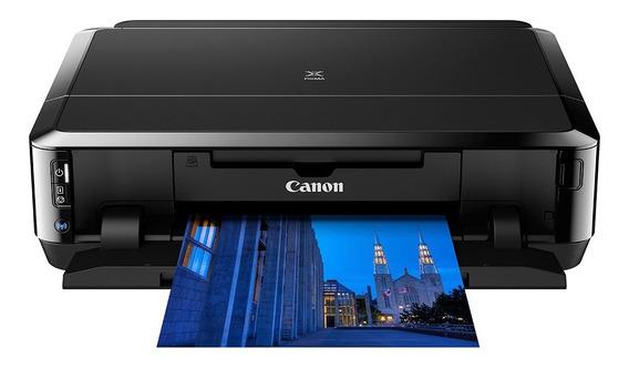 Impressora Fotográfica Canon Pixma Ip7210 Duplex Cd/dvd