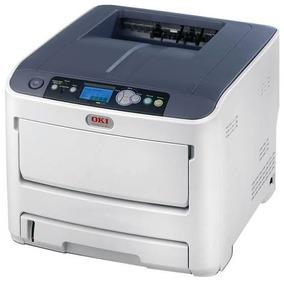 Impressora Laser Color Okidata Es6405dn Duplex 10649 Copias