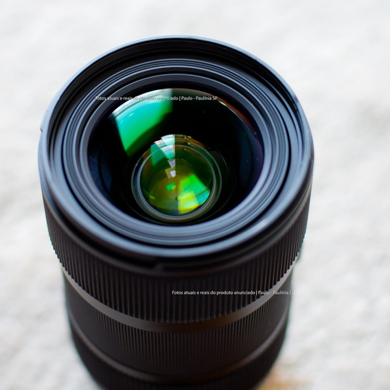 Lente Sigma 18-35mm F/1.8 Dc Hsm Art - Nikon (seminova)