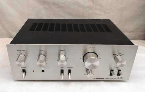 Amplificador Pioneer Sa 6500 2 - Sa-6500 Ii