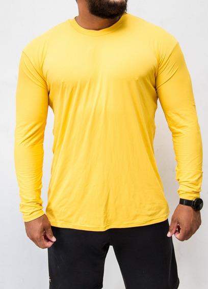4 Camiseta Proteçao Solar Uv 50 Blusa Pesca Peixe