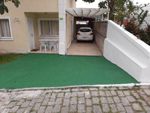 Imagem 1 de 14 de Casa 4 Quartos - Pendotiba (badú) Condomínio Fechado - 24hs