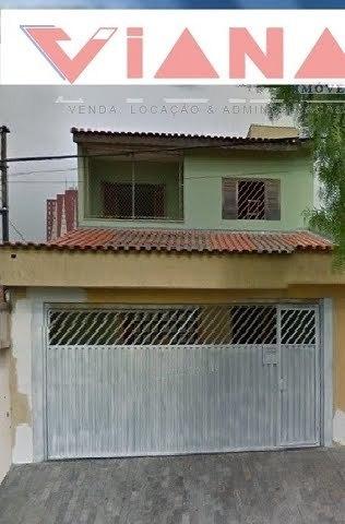 Imagem 1 de 1 de Casa Sobrado Para Venda, 3 Dormitório(s) - 2710