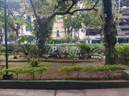 Imagem 1 de 26 de Apartamento À Venda, 2 Quartos, Botafogo - Rio De Janeiro/rj - 2429