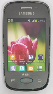 Samsung Galaxy Pocket Neo S5312 Cinza Original Semi Novo
