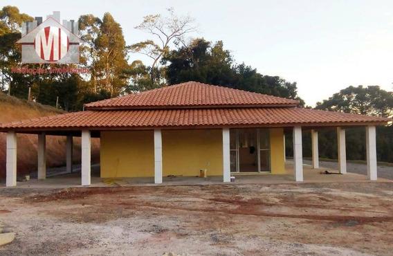 Chácara Nova Com 03 Dormitórios À Venda, 3700 M² Por R$ 290.000 - Pedra Bela/sp - Ch0465