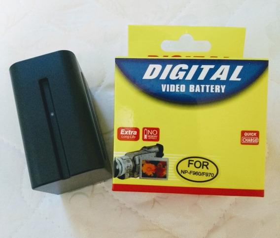 Bateria Sony Np-f970 Similar F770 F750 F570 F550 F350 F330