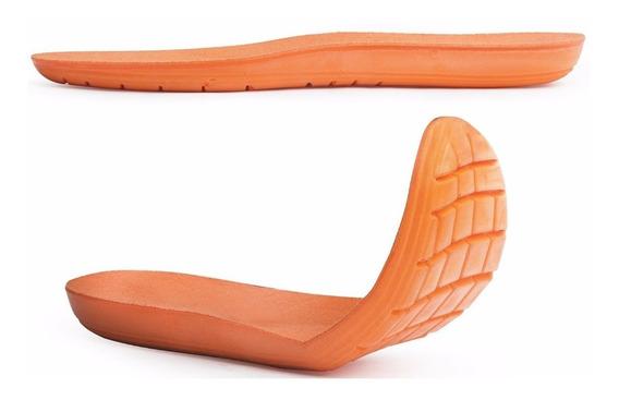 Palmilha Ortopédica Confortável Grossa Em Gel Franboots Pu