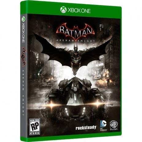 Game Batman Arkham Knight - Xbox One - Warner