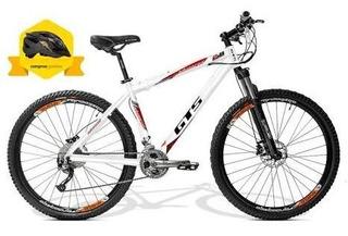 Bicicleta Shimano 24 Marchas+freio Hidráulico
