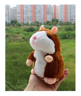 Hamster Talking Repite Lo Que Dices Juguete Regalo Niños