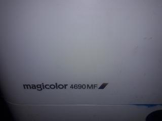 Impresora Konica Magicolor
