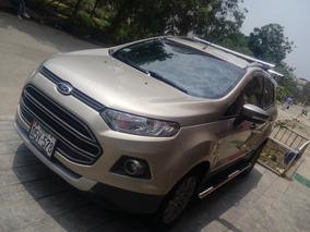 Ford Ecosport Freestyle - Fabricación 2012 / Modelo 2013