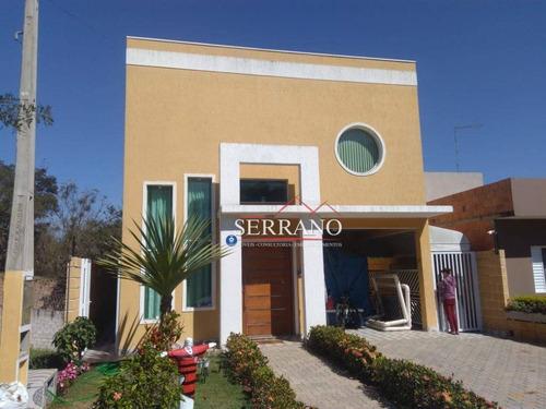 Imagem 1 de 30 de Casa Com 3 Dormitórios À Venda, 158 M² Por R$ 980.000,00 - Residencial Portal Do Bosque - Louveira/sp - Ca0739