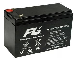 Bateria Sellada 1275 12v / 7.5ah Para Ups
