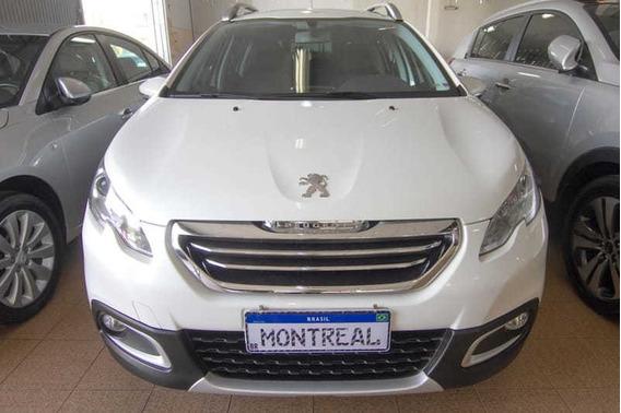 Peugeot 2008 Allure 1.6 Automatico 2016
