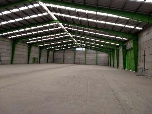 Renta De Nave Industrial, Autopista, Chachapa