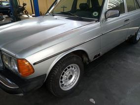 Mercedes Benz 300 D Turbo Diesel 1983