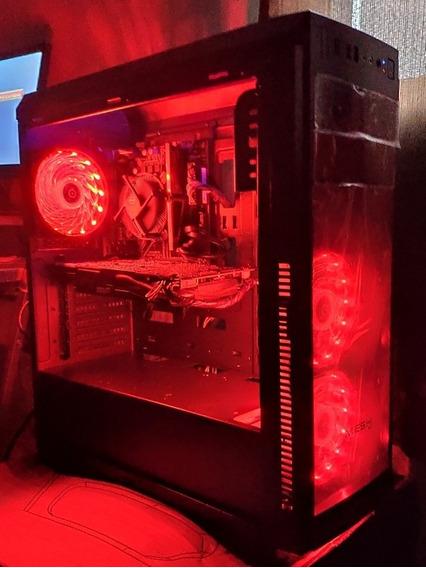 Pc Gamer Core I3 9100f 8gb Ddr4 R9 280x 3gb Leia
