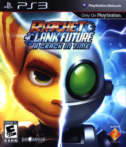 Ratchet E Clank Future: A Crack In Time