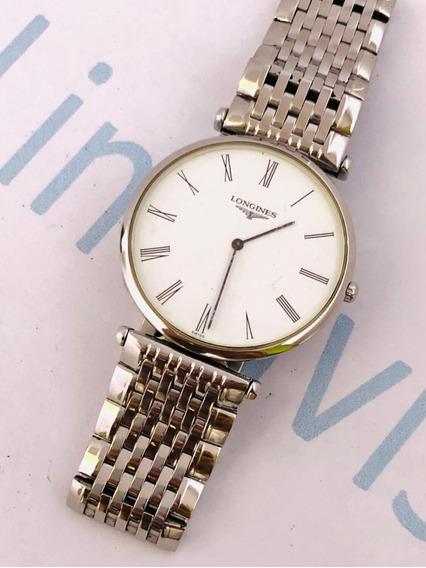 Reloj Longines Legrand Blanco Acero