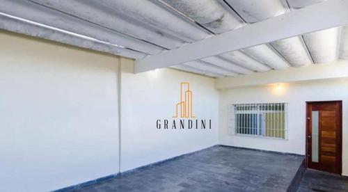Casa Para Alugar, 130 M² Por R$ 2.200,00/mês - Jardim Miriam - São Paulo/sp - Ca0073