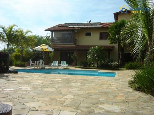 Chácara À Venda, 2170 M² Por R$ 2.200.000,00 - Jardim Dos Pinheiros - Atibaia/sp - Ch0727