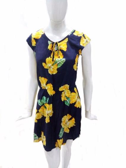 Vestido Soltinho Floral Godê Moda Praia Verão 2018