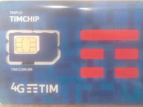Chip M2m Telemetria Tim 50 Mb