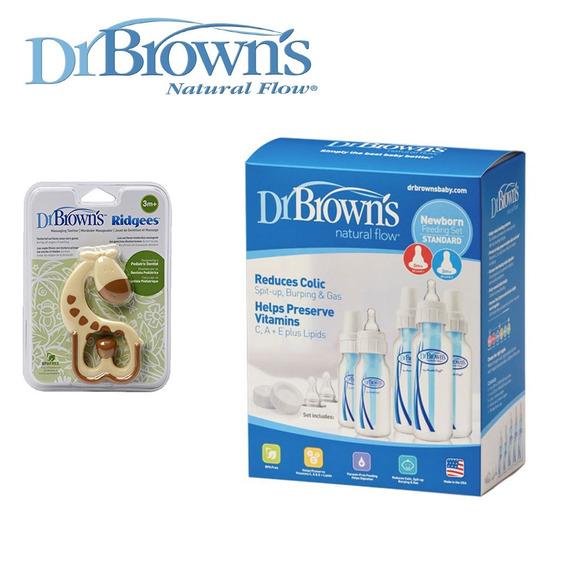 Set De Teteros Dr Browns Standar+rascaencias