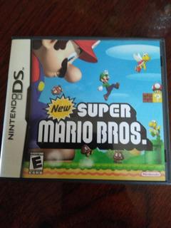 Juego Nintendo Ds New Super Mario Bros