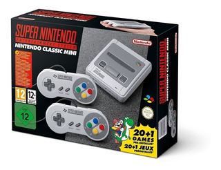 Super Nintendo Classic Edition (snes Mini) + 150 Juegos