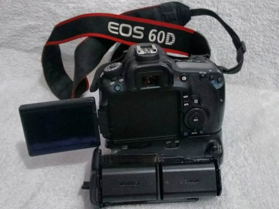 Câmera Canon 60d, Lentes 18x200; 50mm E Flash 580ex Ii