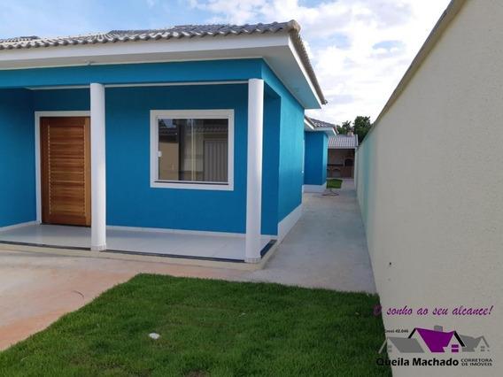Linda Casa C 2 Qts Em Fino Acabamento Em Itaipuaçu! - 17