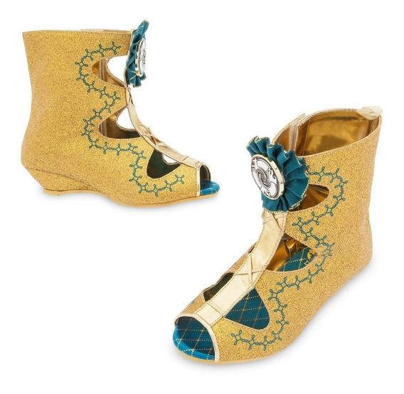 Sapato Princesa Merida Original Disney Store P/entrega