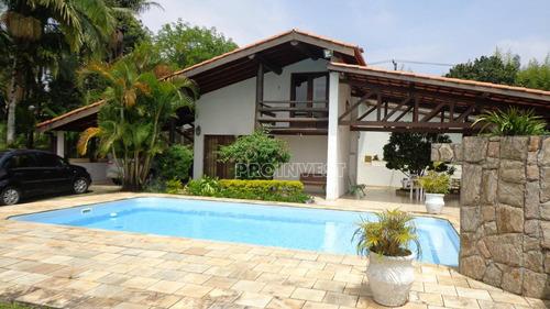 Casa Na Granja Viana Estuda Permuta Até 50% - Ca12344