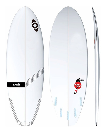 Tabla De Surf Kano Shark 6 Pies