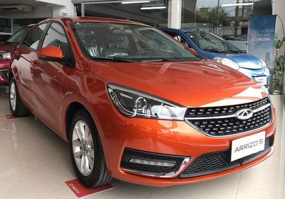 Chery Arrizo 5 1.5 Luxury Mt 2018 0 Km. Naranja Sedan