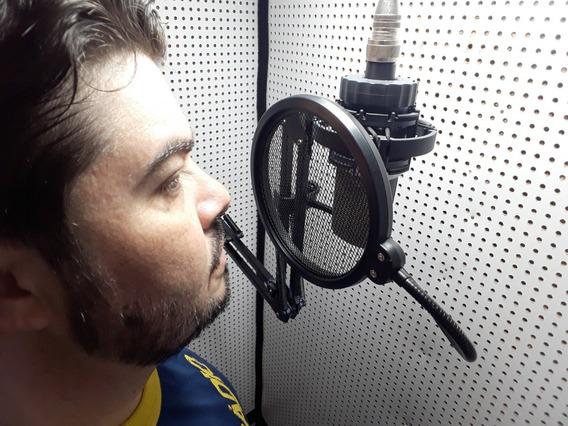 Gravação Chamada De Festas E Eventos / Balada / Rodeio /