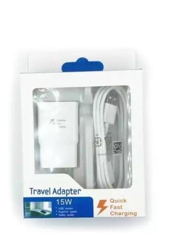 Cargador Con Cable Tipo Micro Usb