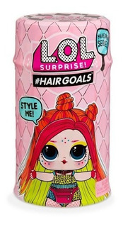Muñeca Lol Surprise L.o.l. Hair Goals 558064 Envio Full