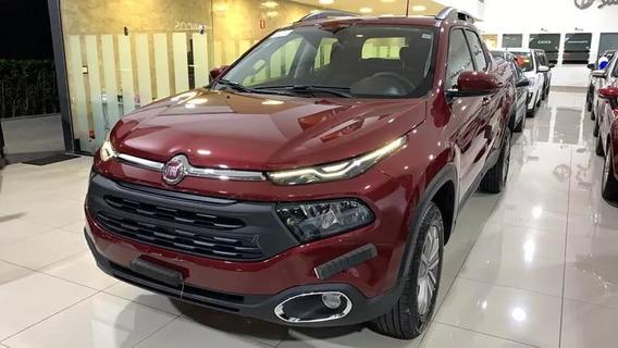 Fiat Toro Full 0km Tasa Fija 0% Retira $189.000 + Cuotas A-