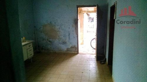 Imagem 1 de 6 de Casa Com 2 Dormitórios À Venda, 200 M² Por R$ 300.000 - Vila Dainese - Americana/sp - Ca1430