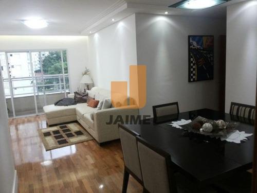Apartamento Para Venda No Bairro Pompéia Em São Paulo - Cod: Ja2961 - Ja2961