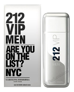 Herrera Hombre Men Vip 212 En De Perfumes Carolina Libre Mercado srCxhtQdBo
