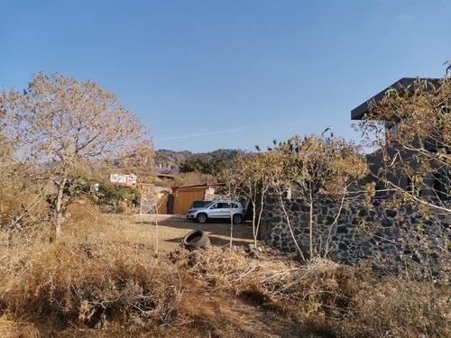 Imagen 1 de 6 de 2 Lotes Escriturados En Tepoztlán Morelos