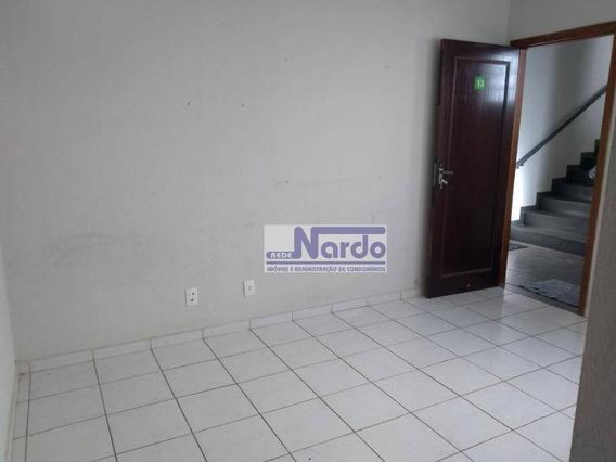 Apartamento Com 2 Dormitórios Para Alugar, 45 M² Por R$ 500,00/mês - Condomínio Berbari Ii - Bragança Paulista/sp - Ap1479