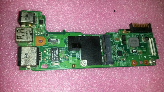 Placa Power Rede E Usb Dell Inspiron N4030