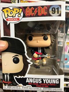Funko Pop Rocks Angus Young Ac/dc #91 Ac /dc